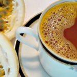Chá de gengibre, cravo e canela